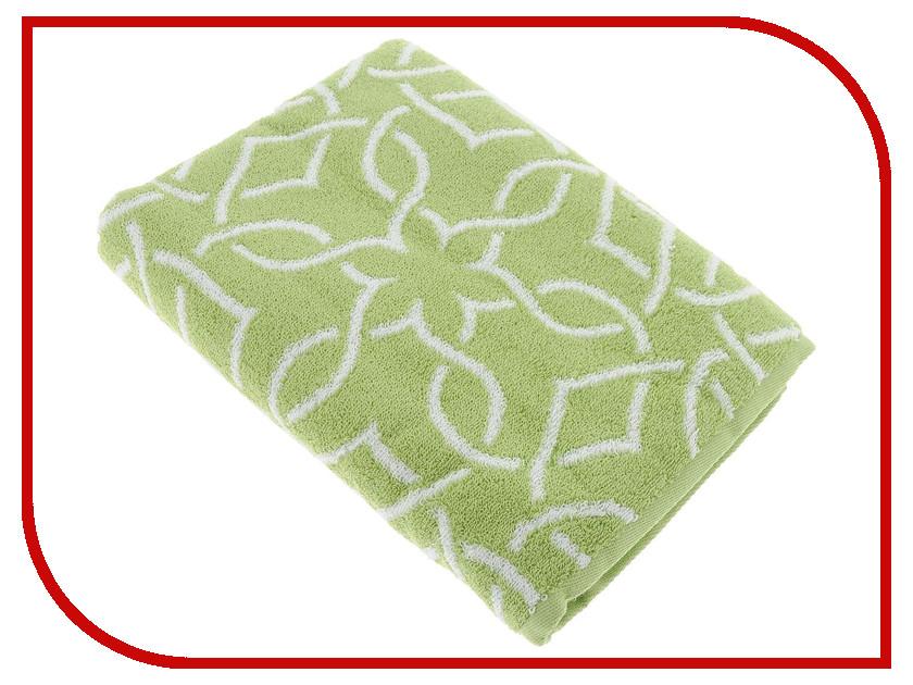 Полотенце Aquarelle Стамбул 70x140cm White-Green 710398 полотенце aquarelle техника 70x140cm green 722709