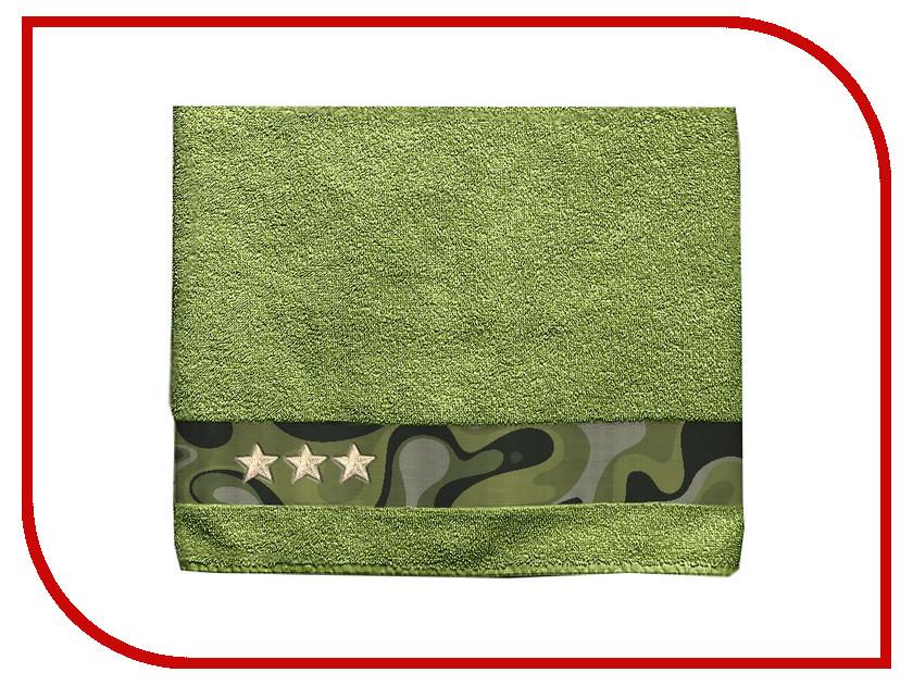 Полотенце Aquarelle Настоящий полковник 70x140cm Green 722703 полотенце aquarelle техника 70x140cm green 722709