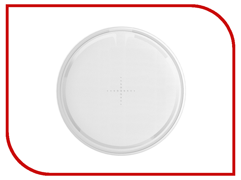 Зарядное устройство Rock W12 Quick Wireless White C3C newman w12