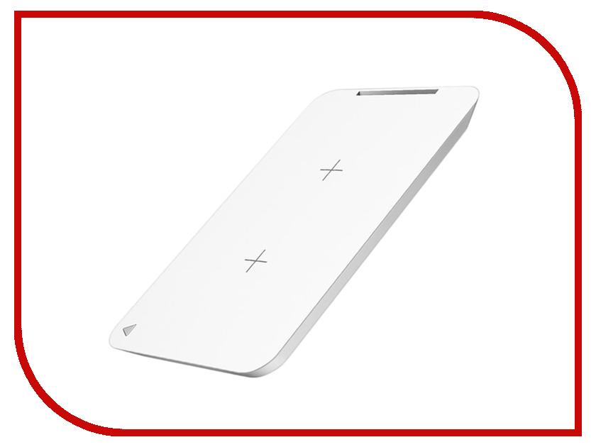 Зарядное устройство Rock W8 Quick Wireless White WTS-H005