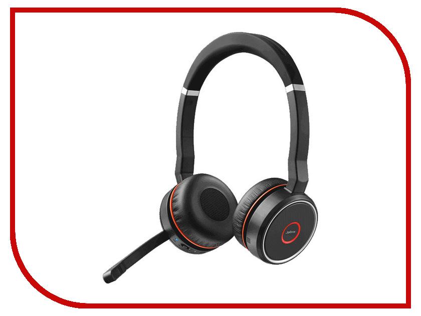Jabra Evolve 75 Stereo MS Charging stand & Link 370 7599-832-199 jabra evolve 65 ms mono
