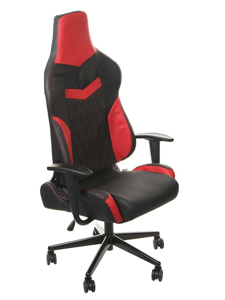 Компьютерное кресло Gamdias Hercules E2 Black-Red