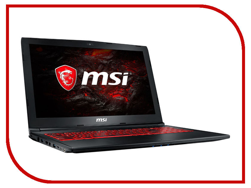 Ноутбук MSI GL62MVR 7RFX 9S7-16JBE2-1258 (Intel Core i7-7700HQ 2.8 GHz/8192Mb/1000Gb/No ODD/nVidia GeForce GTX 1060 3072Mb/Wi-Fi/Bluetooth/Cam/15.6/1920x1080/DOS) ноутбук msi phantom pro 201ru gs43vr 7re core i7 7700hq 2 8ghz 14 16gb 1tb gtx 1060 dos 9s7 14a332 201