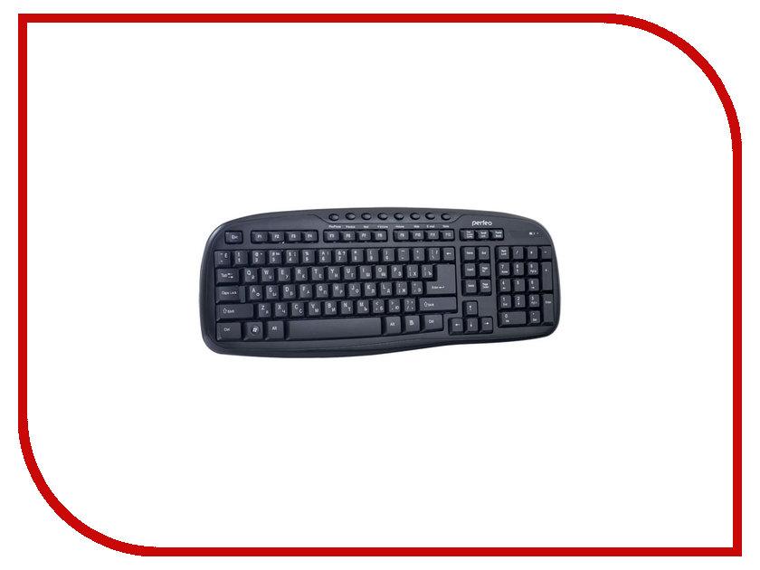 Клавиатура Perfeo Ellipse Black PF-5000