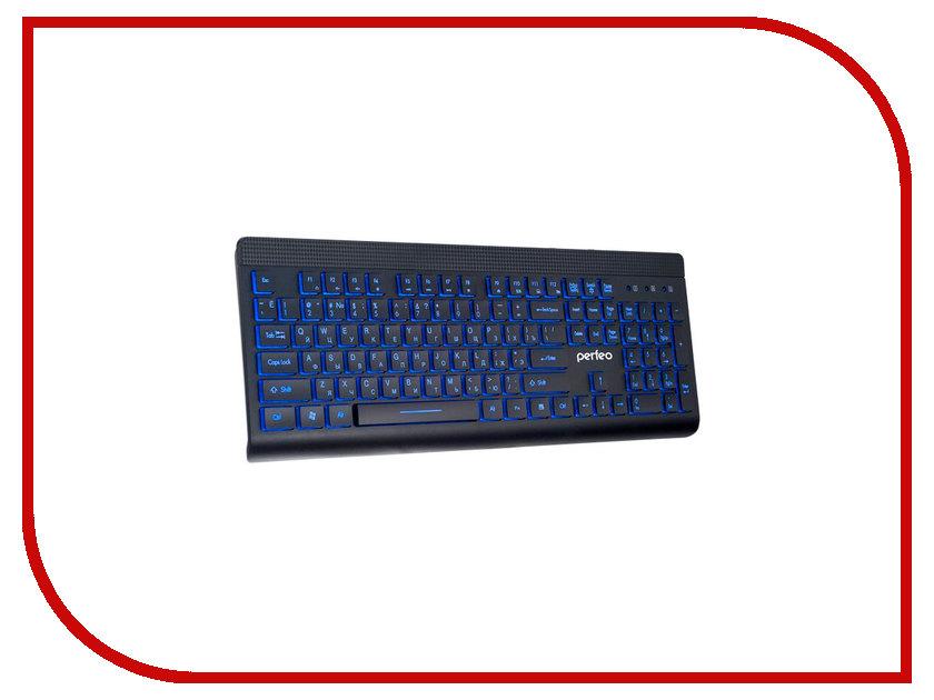 Клавиатура Perfeo Backlight Black PF-843