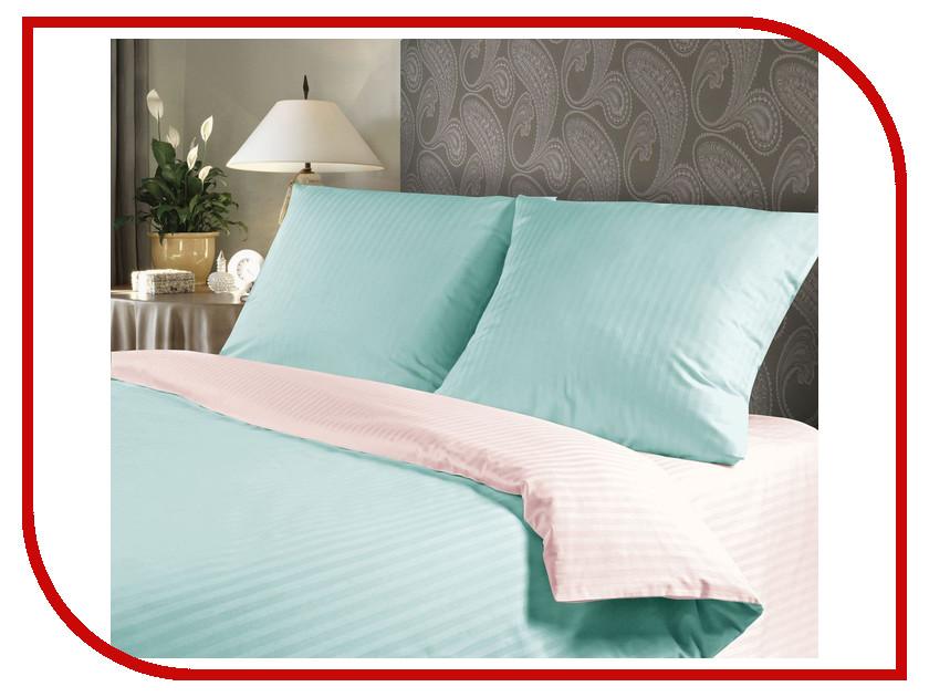 Постельное белье Verossa Sunset Комплект Семейный Страйп 711224 постельное белье seta постельное белье семейный