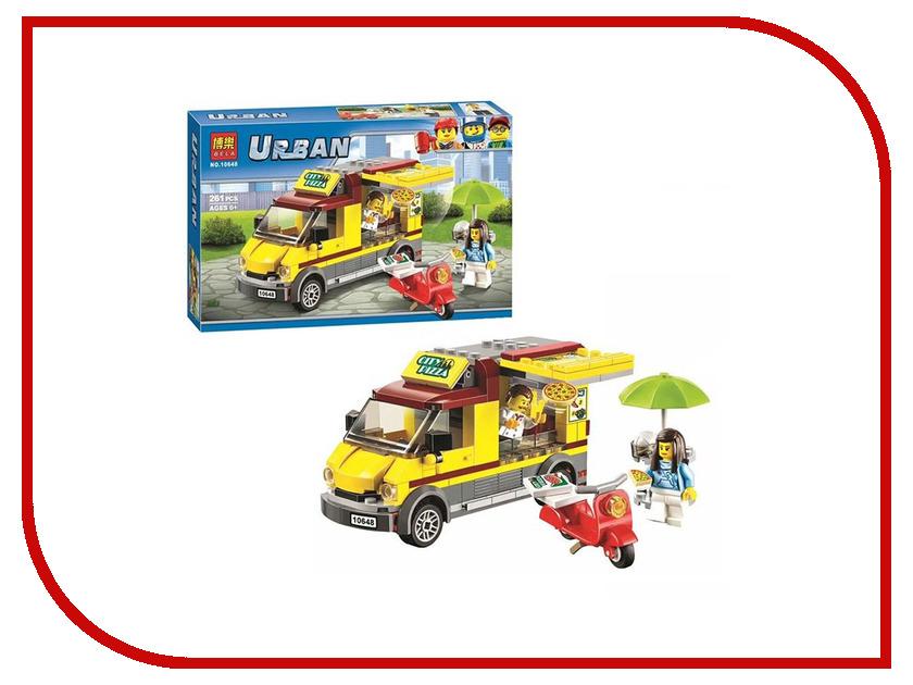Конструктор Bela Urban Фургон-пиццерия 261 дет. 10648