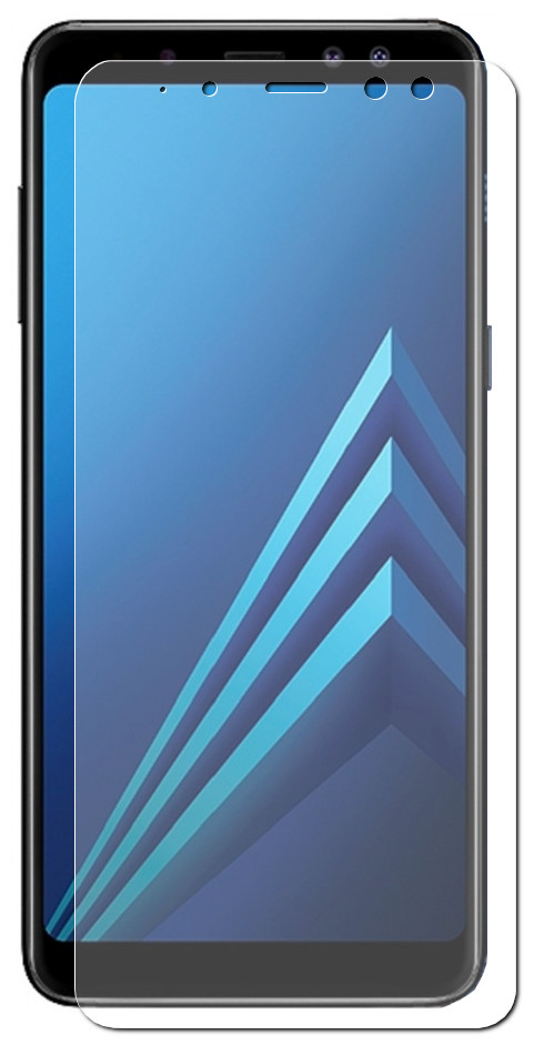 Аксессуар Защитное стекло Ainy для Samsung Galaxy A5 2018/A8 2018 Full Screen Cover 3D 0.2mm Transparent AF-S214R brand new a5 lcd screen with touch screen digitizer for samsung galaxy a5 a500 a500f a500fu a500m a500y a500fq lcd display