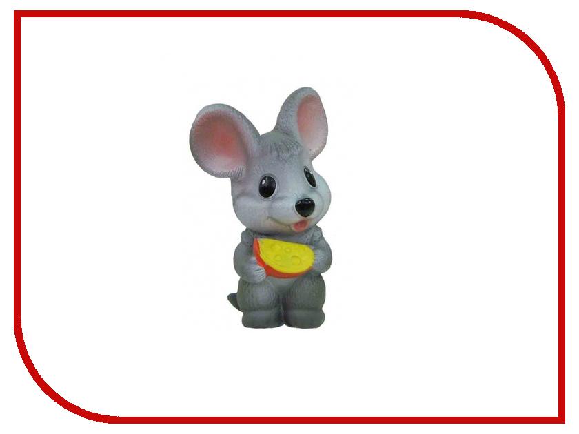 Игрушка Огонек Мышонок с сыромС-909 игрушка огонек черепаха соня с 923