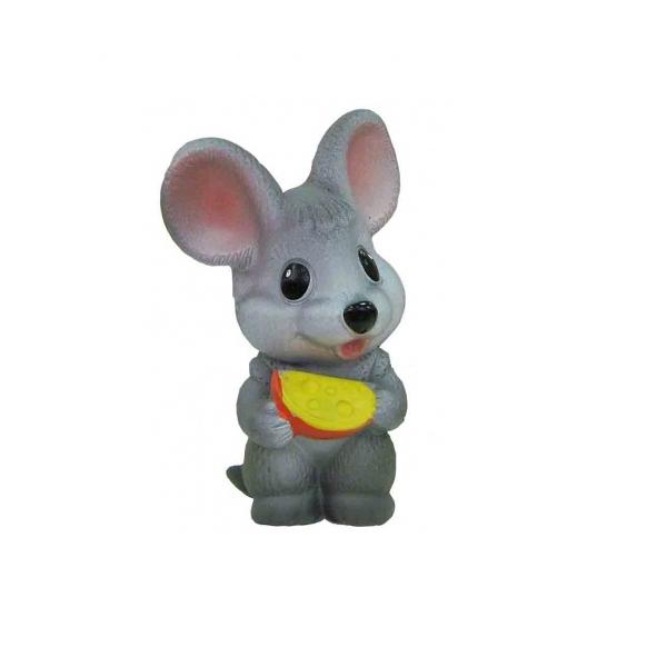 Игрушка Огонек Мышонок с сыромС-909