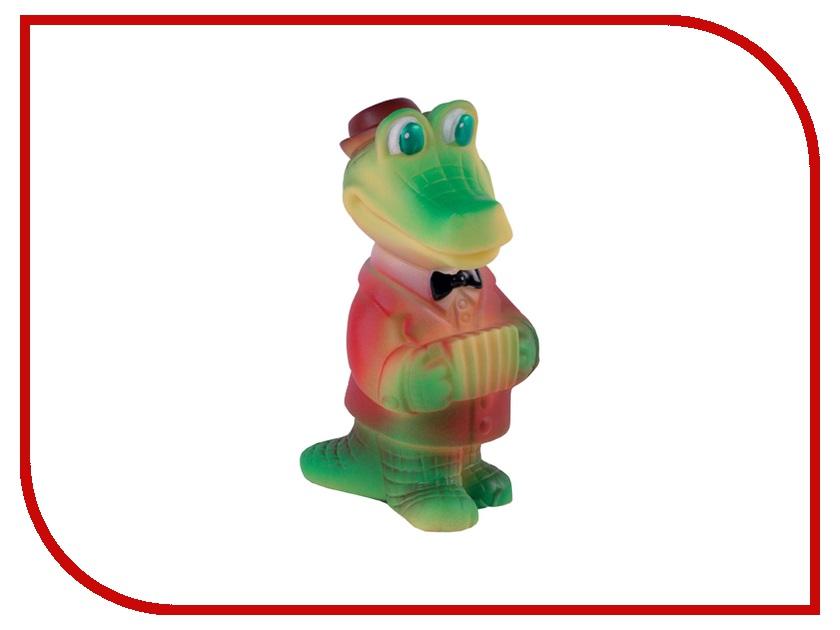 Игрушка ОгонекКрокодил-гармонист С-1182