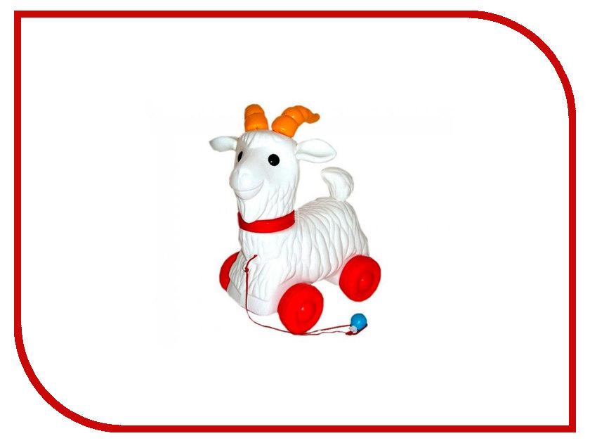 Игрушка Огонек Каталка КозликС-1350 каталка огонек шарик