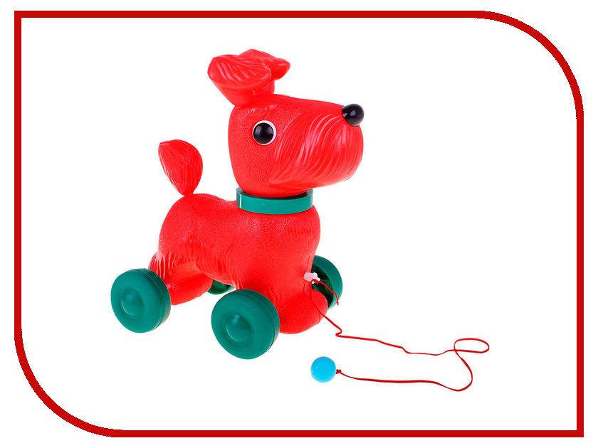 Игрушка Огонек Каталка ТобикС-1352 каталка огонек шарик