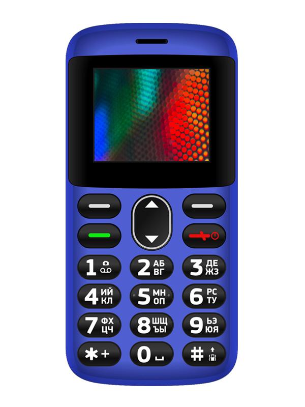 Сотовый телефон Vertex C311 Blue
