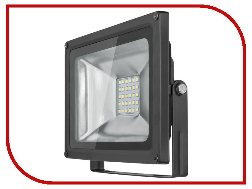 Прожектор ОнЛайт 61 177 OFL-30-RED-BL-IP65-LED