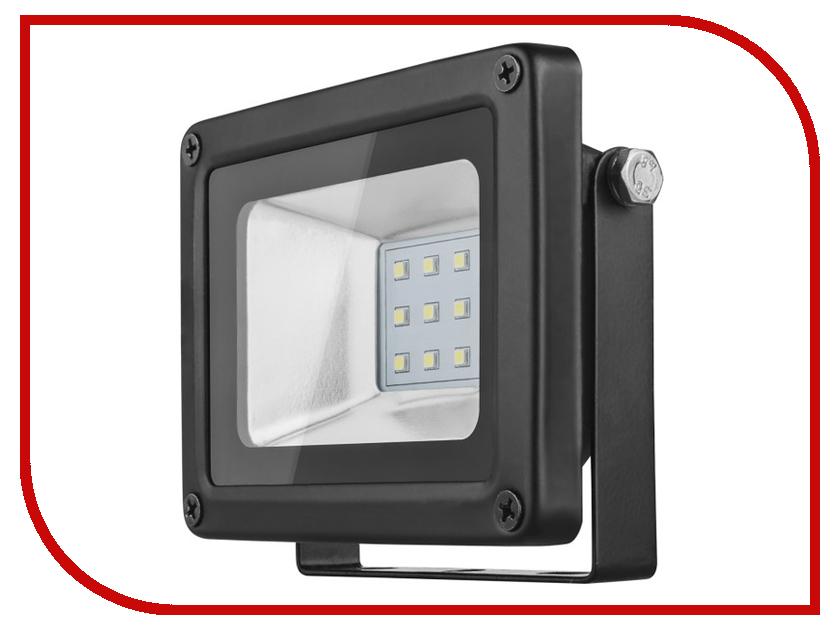 Прожектор ОнЛайт 61 146 OFL-10-BLUE-BL-IP65-LED