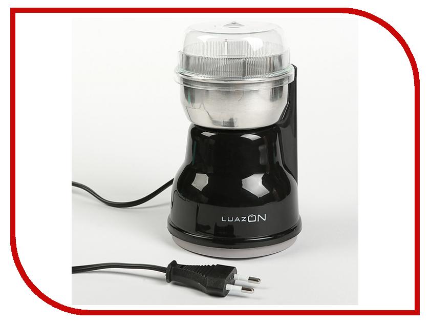 Кофемолка Luazon LMR-05 Black 2691410 гирлянда luazon дождь 2m 6m multicolor 671678