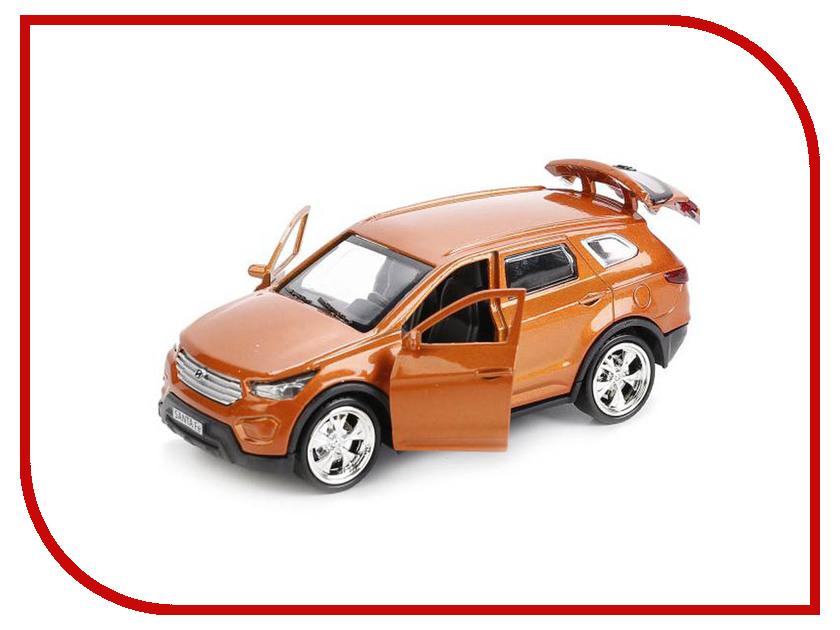 Игрушка Технопарк Hyundai Santafe SANTAFE-MIX машины технопарк машина hyundai santafe sport