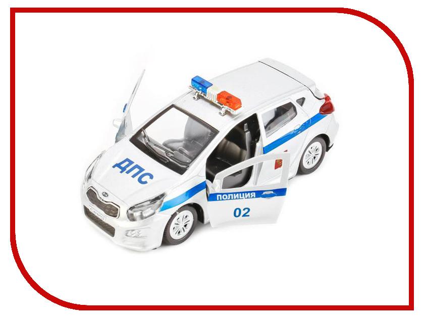 Игрушка Технопарк Kia Ceed Полиция CEED-POLICE технопарк игровой набор полиция