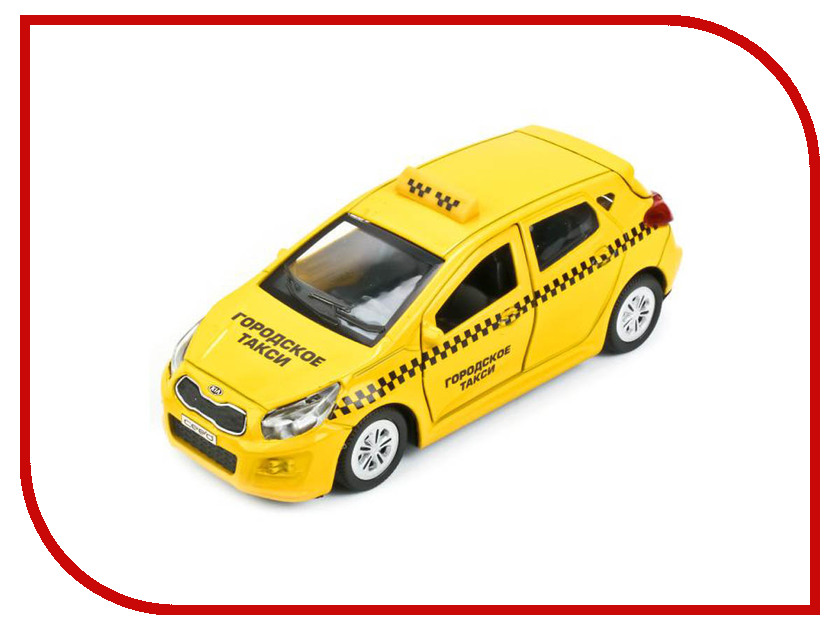 Игрушка Технопарк Kia Ceed Такси CEED-TAXI