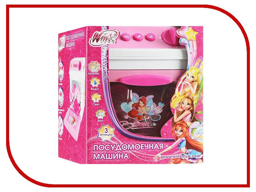 Игра Играем вместе Посудомоечная машина Winx 1602-R краски играем вместе набор multiart winx