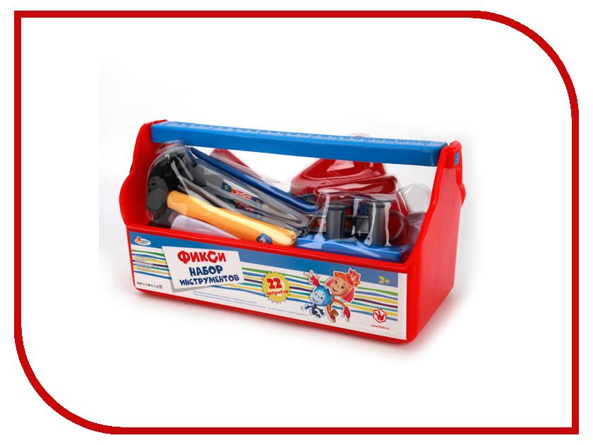 Игра Играем вместе Набор строительных инструментов Фиксики B619659-R1 игра играем вместе набор полицейского b404508 r