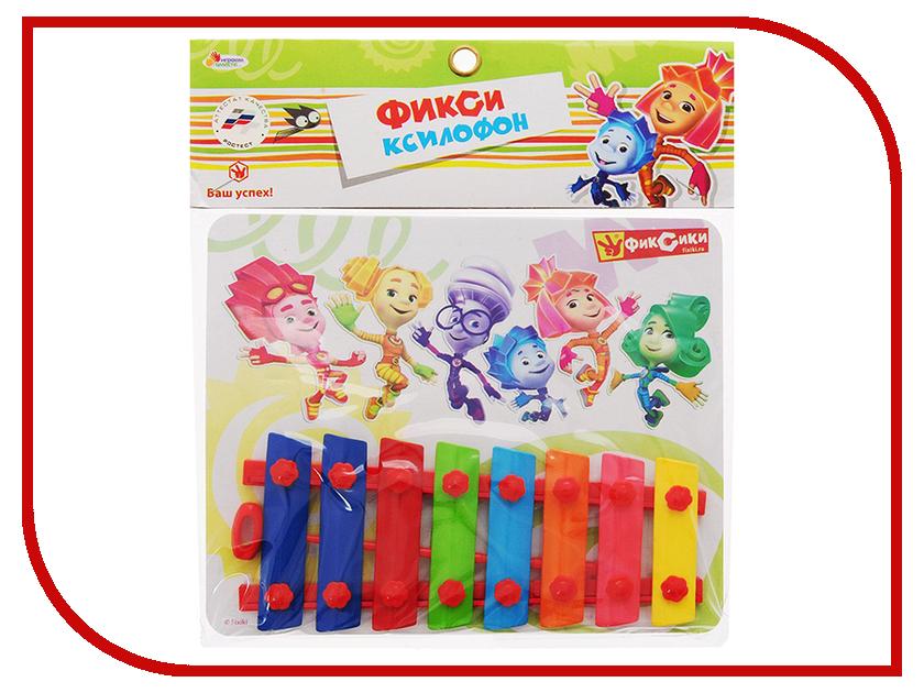 Детский музыкальный инструмент Играем вместе Ксилофон Фиксики HP812 B1266911-R2 планшет играем вместе фиксики hs8006kfix