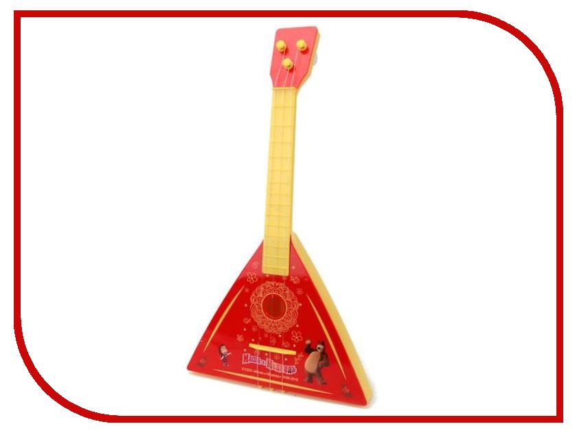 Детский музыкальный инструмент Играем вместе Балалайка Маша и Медведь B-78 B1261493-R2
