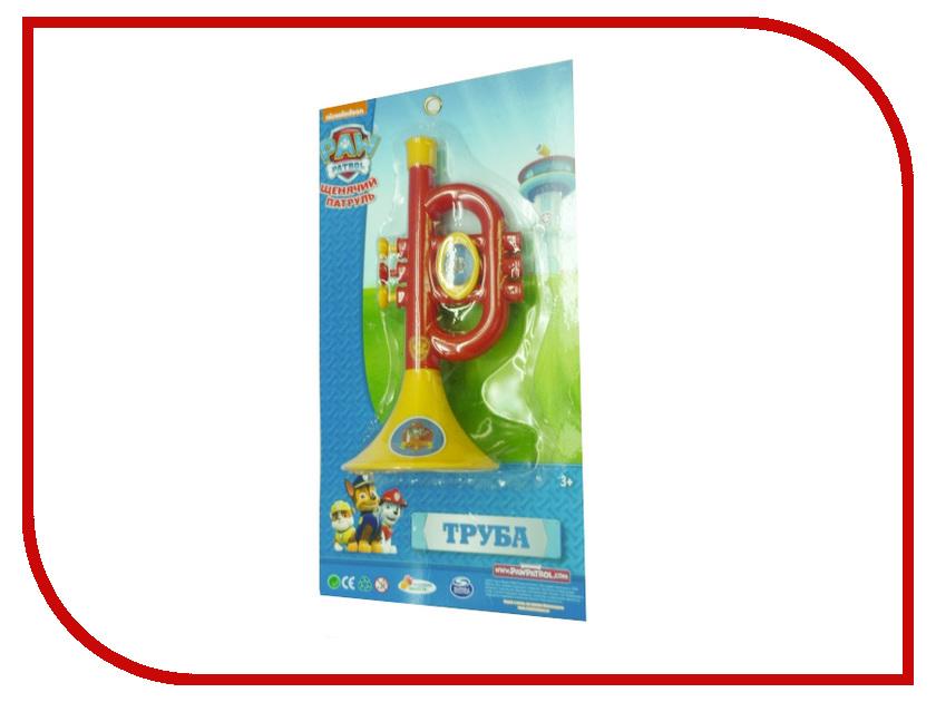 Детский музыкальный инструмент Играем вместе Труба Щенячий патруль B782628-R4