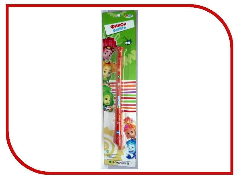 Детский музыкальный инструмент Играем вместе Флейта Фиксики 6688-B B621434-R4