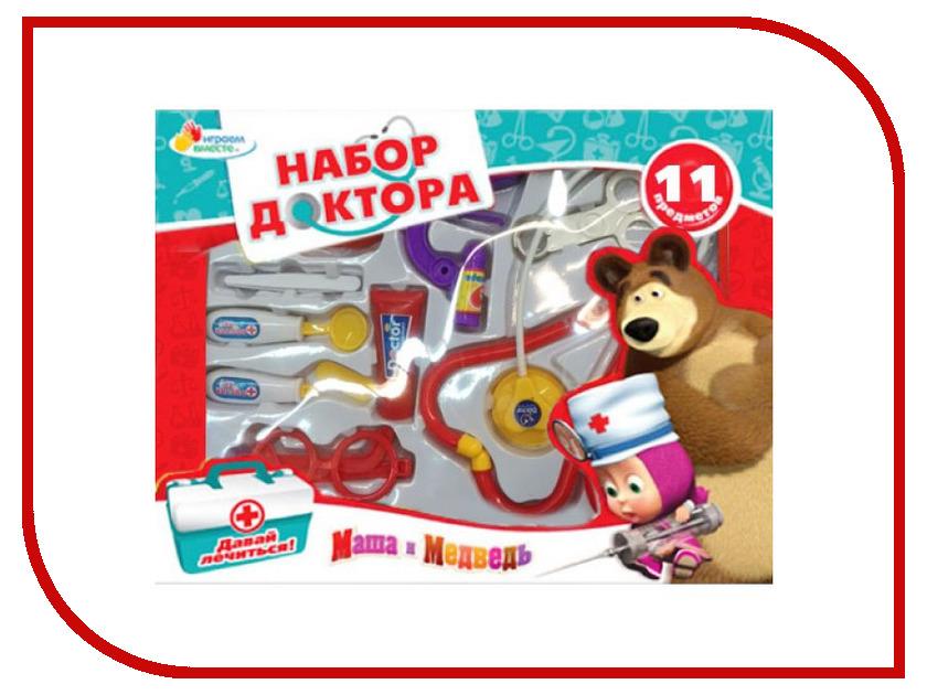 Купить Набор доктора Играем вместе Маша и Медведь B907483-R