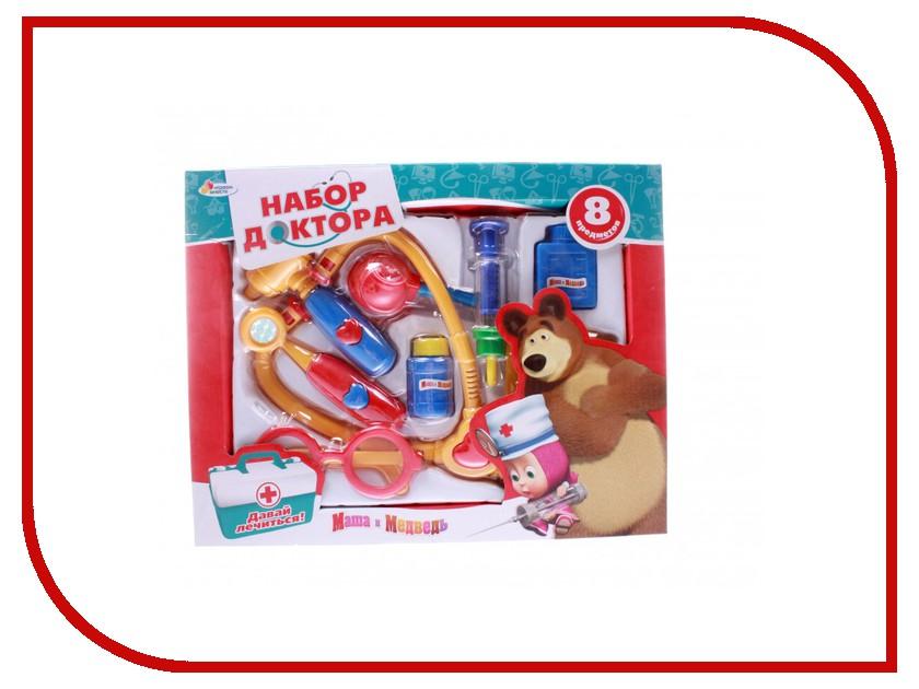 Игра Играем вместе Маша и Медведь Набор доктора MT1094INC-R игра играем вместе набор полицейского b404508 r