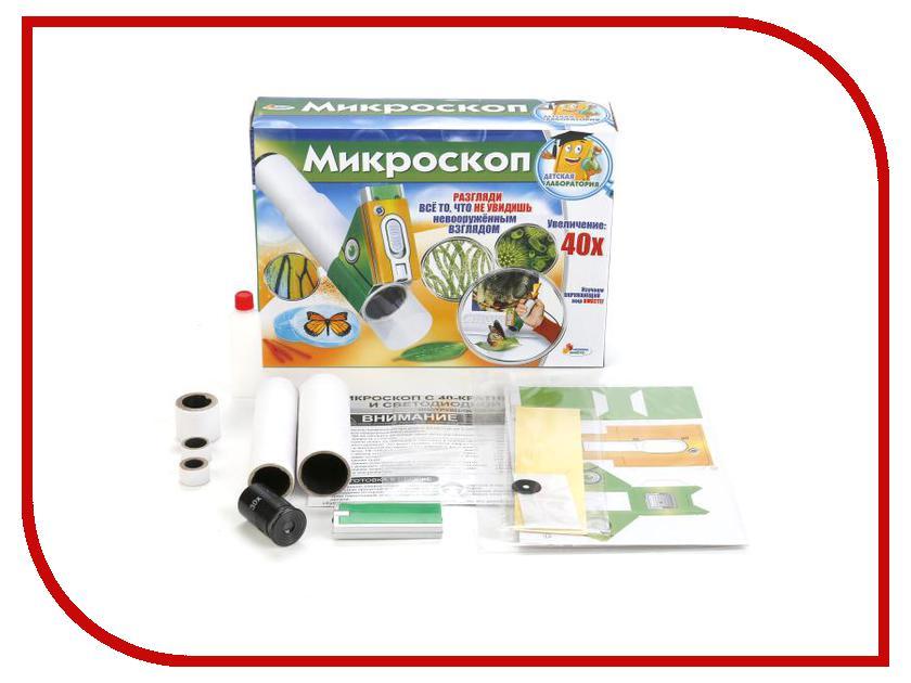 Игра Играем вместе Микроскоп TXSC-013-R игра играем вместе набор полицейского b404508 r