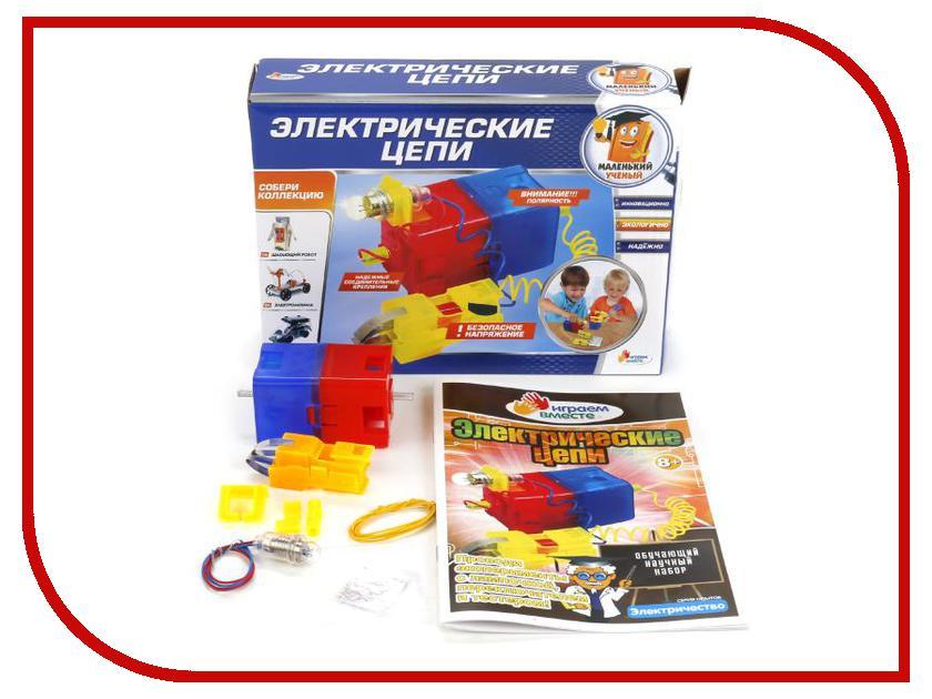 Игра Играем вместе Электрические цепи TXD-153-R
