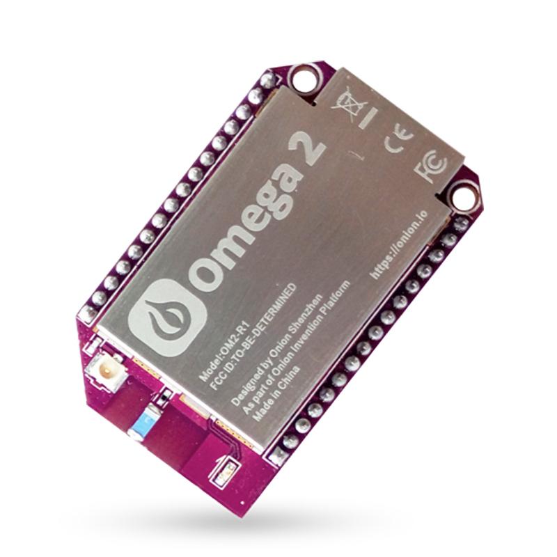 Мини ПК Onion Omega 2 платформа onion arduino dock r2 для omega 2 omega 2 plus