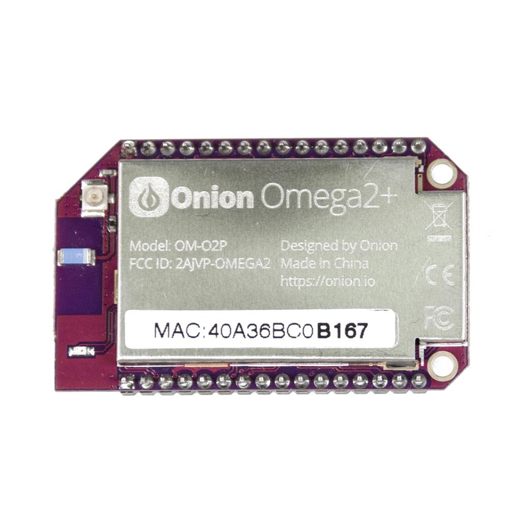 Мини ПК Onion Omega 2 Plus мини пк onion omega 2s