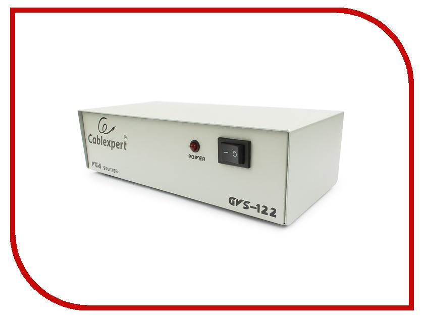 Аксессуар Gembird Cablexpert VGA Разветвитель HD15F/2x15F GVS122