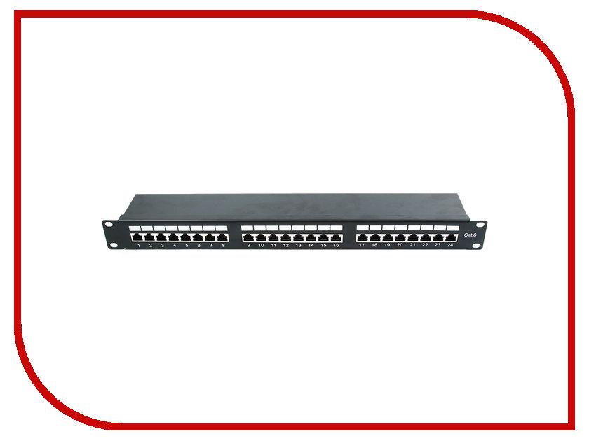 Коммутационная панель Коммутационная панель Gembird Cablexpert NPP-C624-002 от Pleer