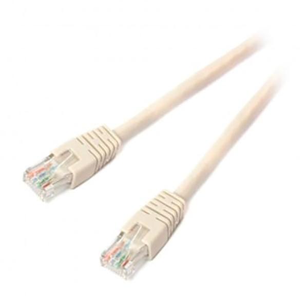 Сетевой кабель Gembird Cablexpert UTP cat.6 5m Grey PP6U-5M