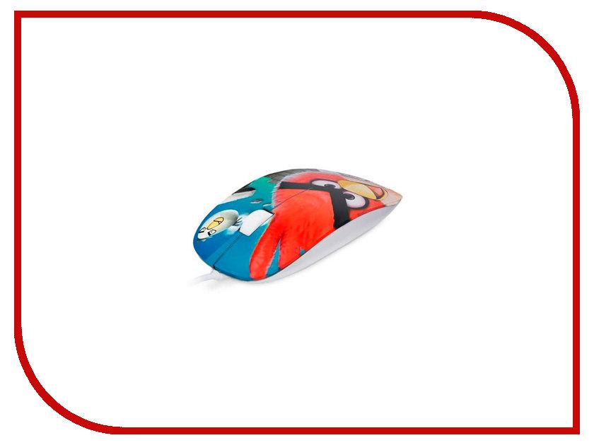где купить Мышь Delux DLM-111OUA Angry Birds дешево