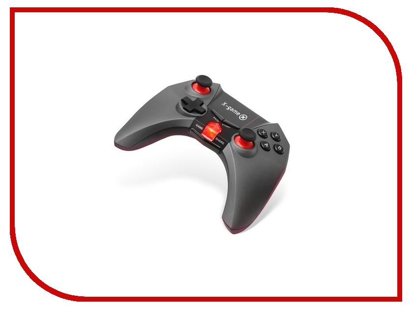 Геймпад X-Game XG-500BB Black
