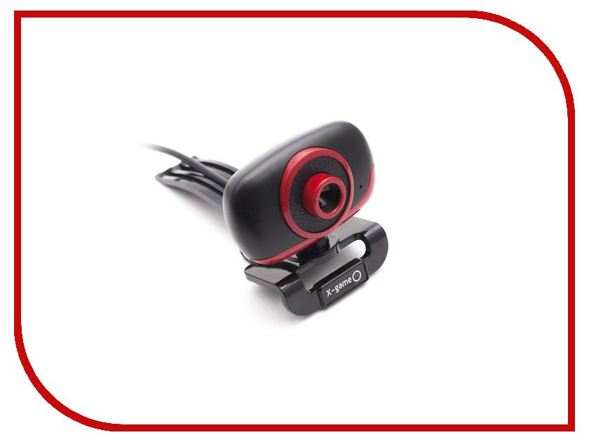 Вебкамера X-Game XW-70B Black-Red