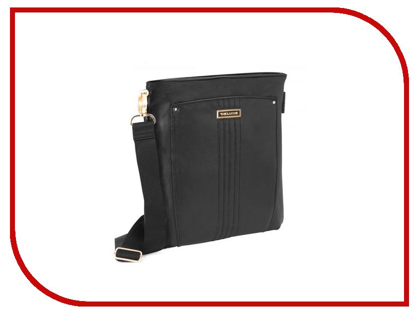 Аксессуар Сумка 10.1-inch Deluxe DLTB-501B-PU10.2 Black универсальная сумка udg ultimate courierbag deluxe black