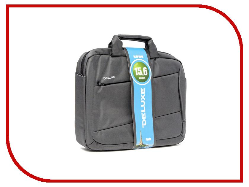 Аксессуар Сумка 15.6-inch Deluxe DLNB-604B-N15.6 Black универсальная сумка udg ultimate courierbag deluxe black