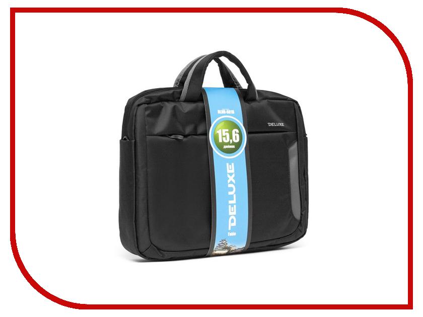 Аксессуар Сумка 15.6-inch Deluxe DLNB-601B-P15.6 Black 1000536 универсальная сумка udg ultimate courierbag deluxe black
