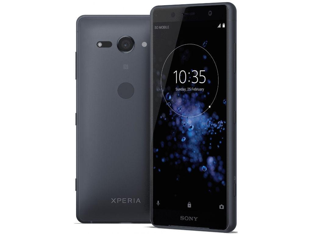 Сотовый телефон Sony Xperia XZ2 Compact Black сотовый телефон sony xperia xz2 compact black