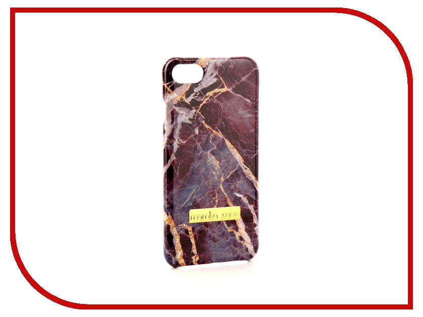 Аксессуар Чехол Mamba Case Space для APPLE iPhone 7 / 8 аксессуар чехол apple iphone 8 7 leather case pink fuchsia mqhg2zm a
