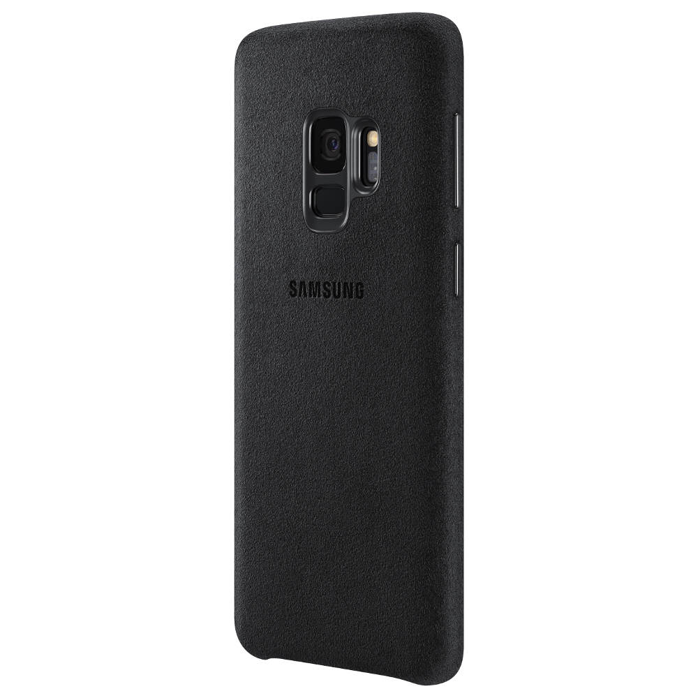 Аксессуар Чехол Samsung Galaxy S9 Alcantara Cover Black EF-XG960ABEGRU аксессуар чехол samsung galaxy s9 clear cover transparent ef qg960ttegru
