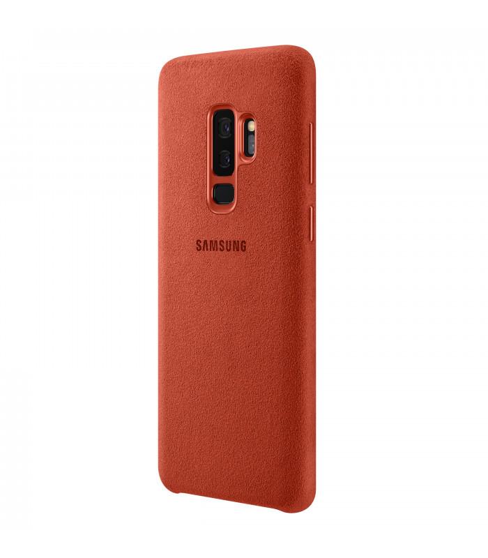 Аксессуар Чехол Samsung Galaxy S9 Plus Alcantara Cover Red EF-XG965AREGRU