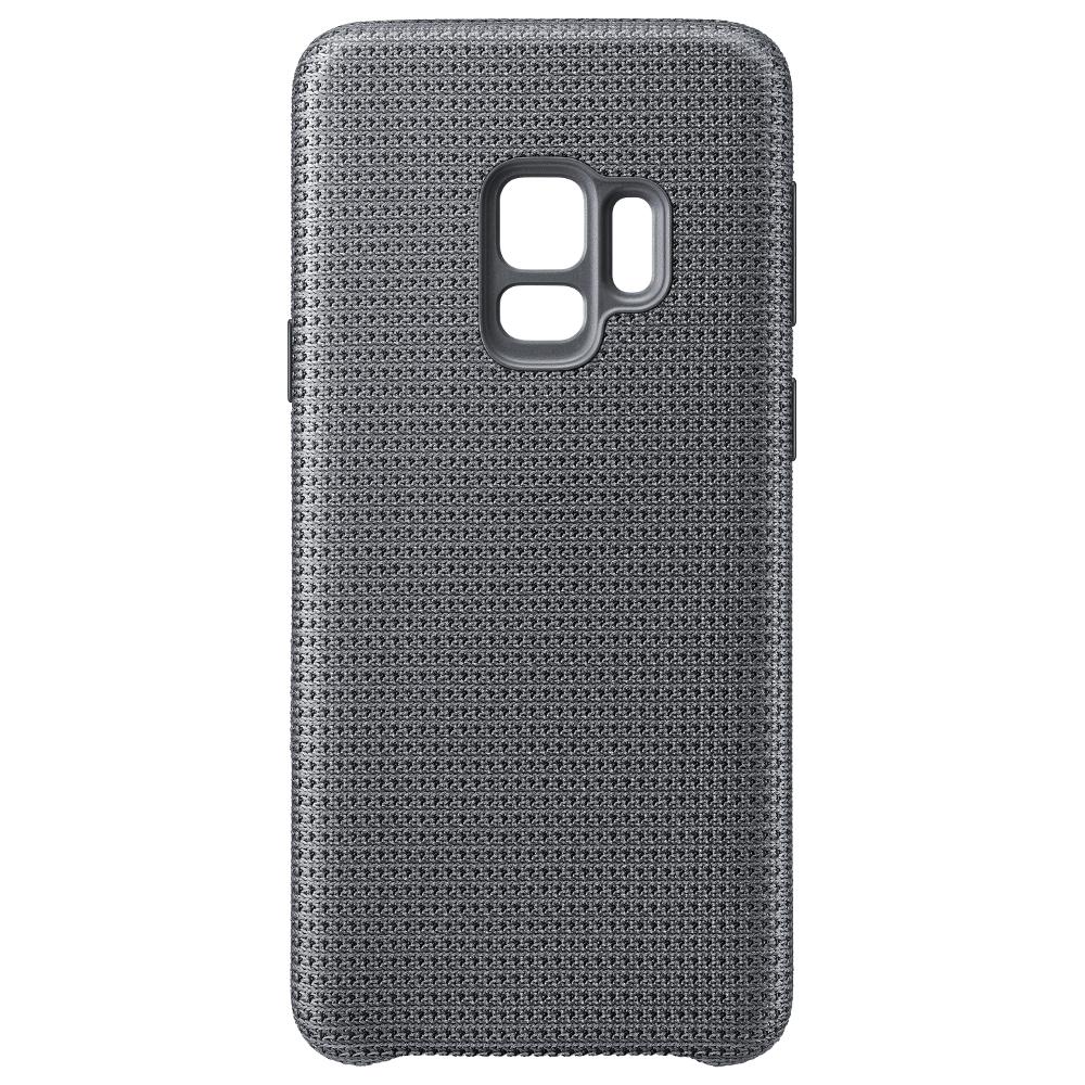 Аксессуар Чехол Samsung Galaxy S9 Hyperknit Cover Grey EF-GG960FJEGRU